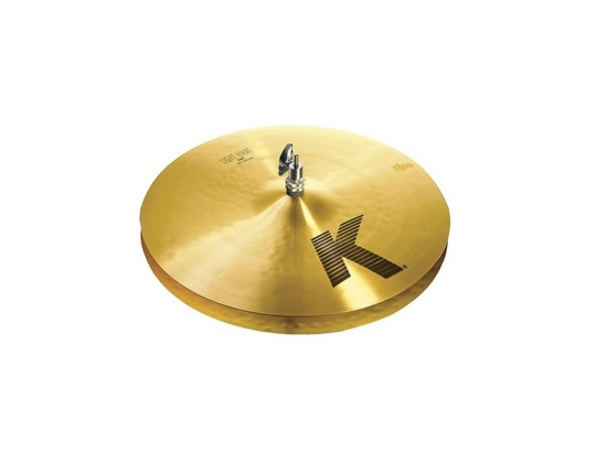 "Zildjian 16"" K Light Hi-Hats Cymbals"