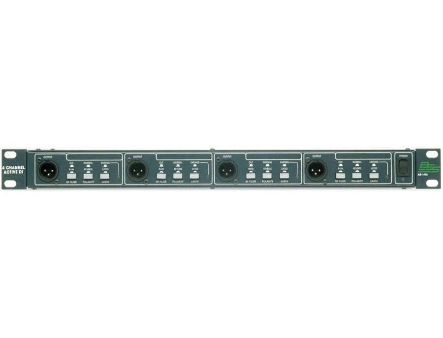 BSS Audio AR-416 DI