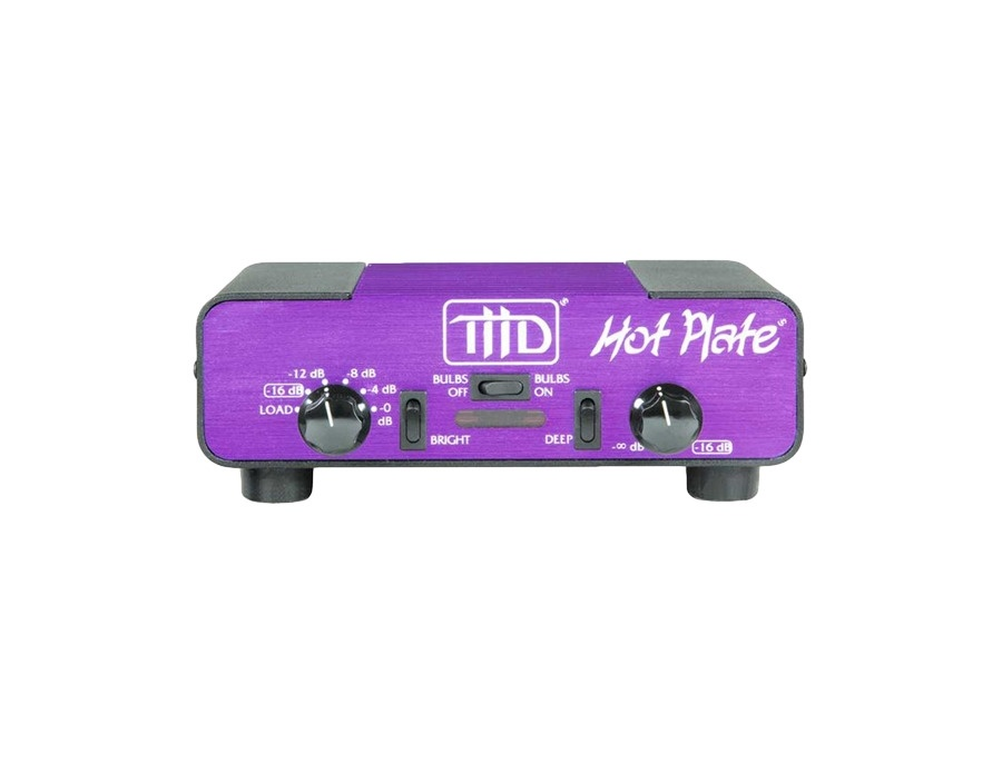THD Hot Plate Guitar Amplifier Power Attenuator 8 Ohms