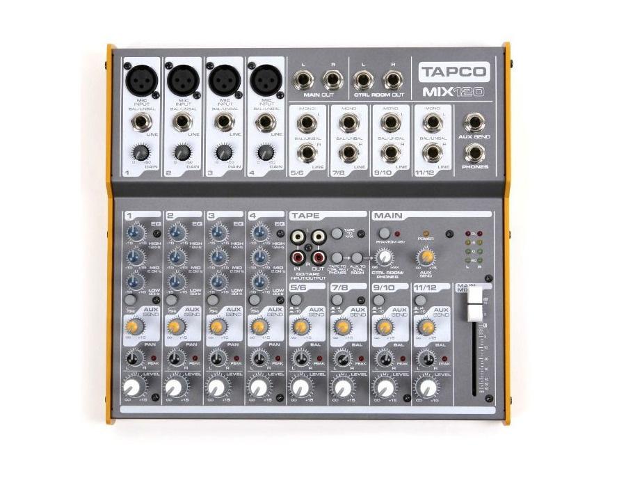 Tapco Mix120