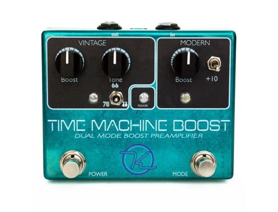 Keeley Time Machine Boost