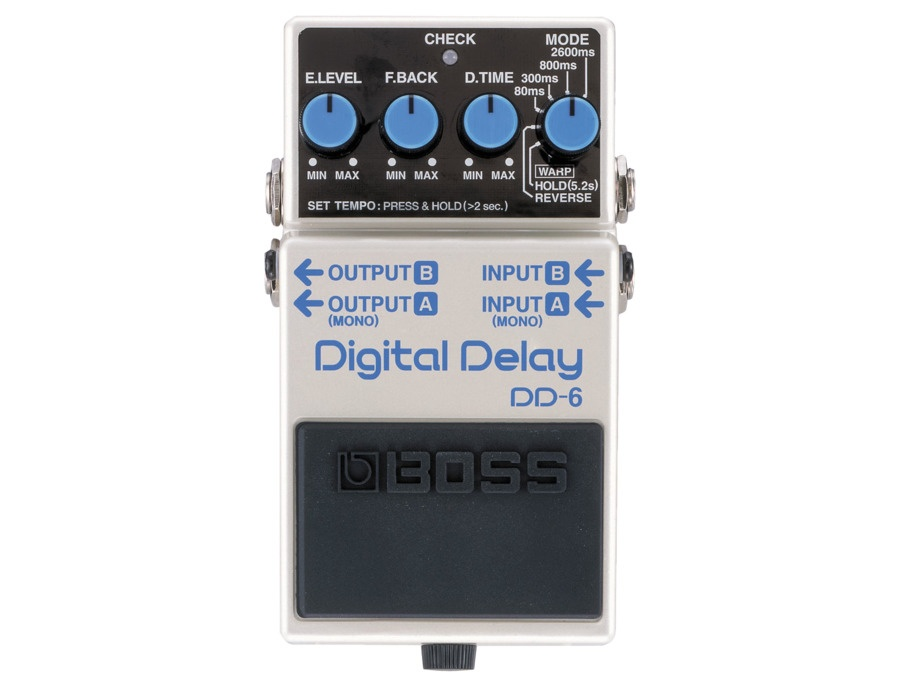 Boss DD-6 Digital Delay Pedal