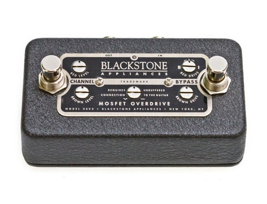 Blackstone Mosfet Overdrive