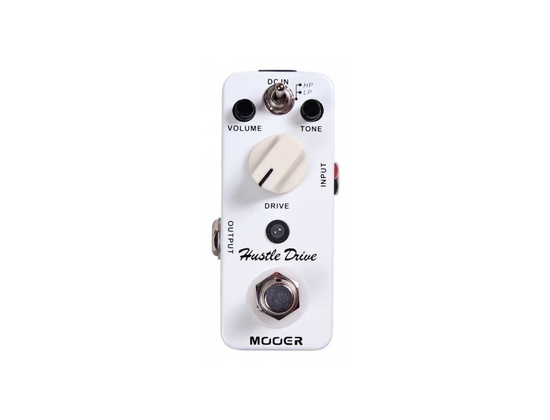 Mooer Hustle Drive Reviews & Prices   Equipboard®