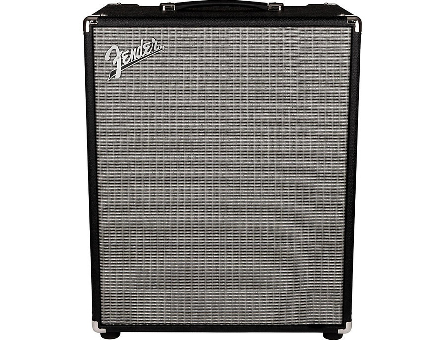 Fender rumble v3 200w 1x15 bass combo amp xl
