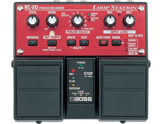 Boss RC-20 Loop Station