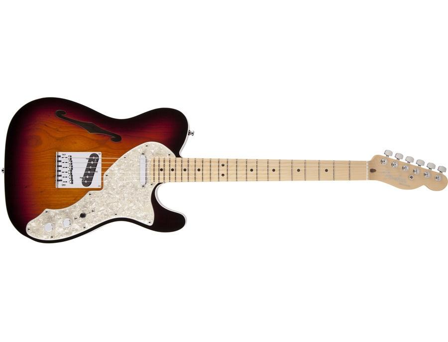 Fender telecaster thinline electric guitar xl