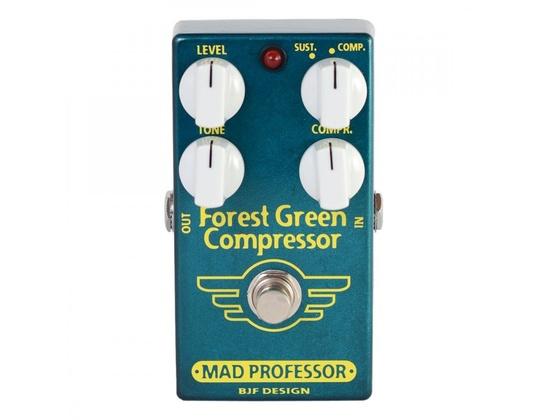 Mad Professor Forest Green Compressor