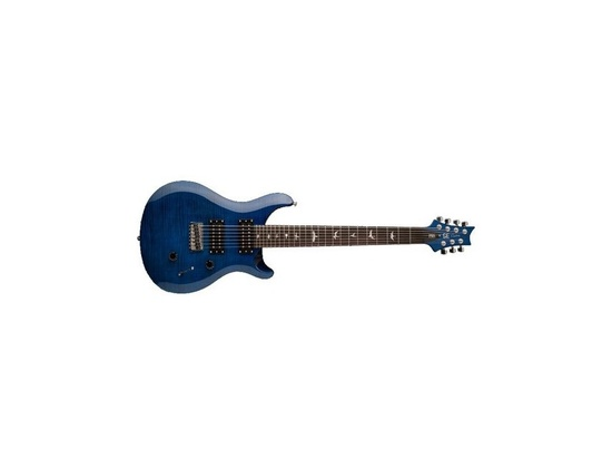 PRS SE Custom 24 7 String (Royal Blue)