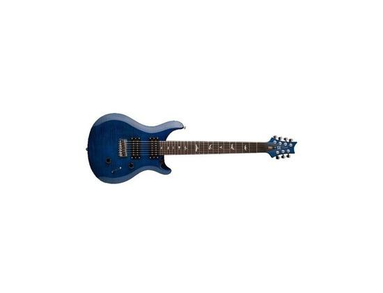 PRS SE Custom 24 7 String (Royal Blue)