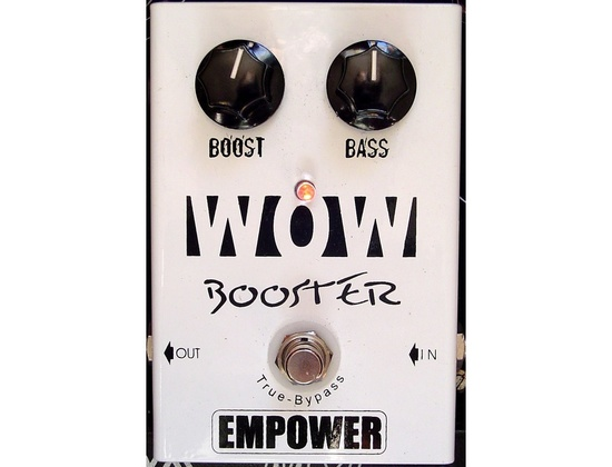 Empower WOW Booster