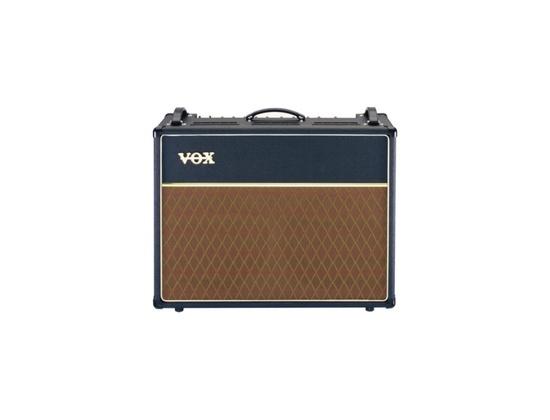 Vox Custom Classic AC30CC2X 30W 2x12 Tube Guitar Combo Amp with Alnico Blues