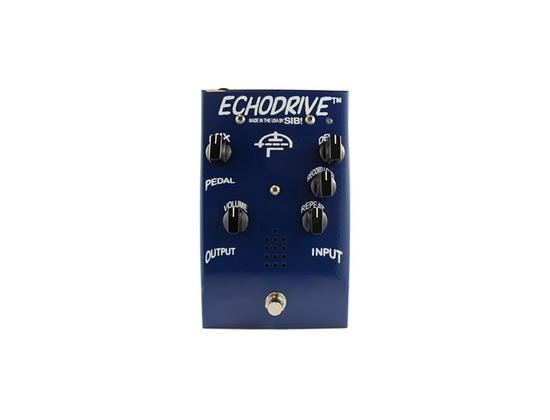 SIB Blue Echodrive Pedal
