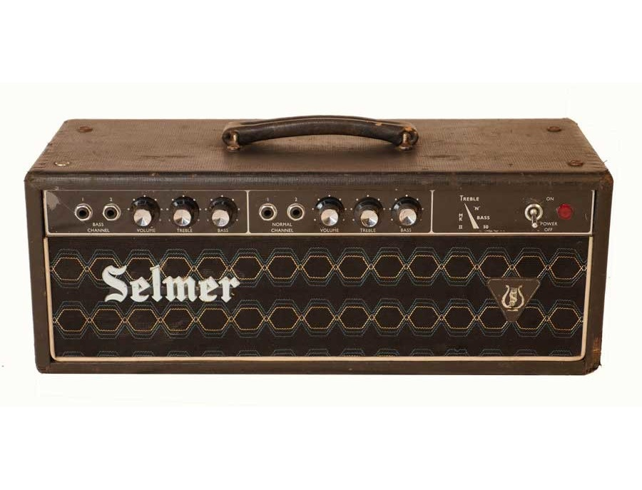 selmer treble and bass amp head reviews prices equipboard. Black Bedroom Furniture Sets. Home Design Ideas