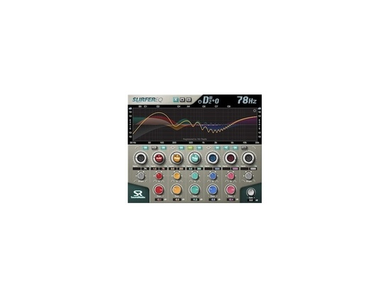 Sound Radix Surfer EQ