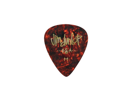 Dunlop Genuine Celluloid Picks