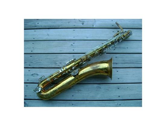 King Zephyr Baritone Saxophone