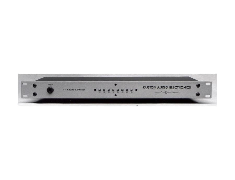 Custom Audio Electronics 4x4 Audio Controller