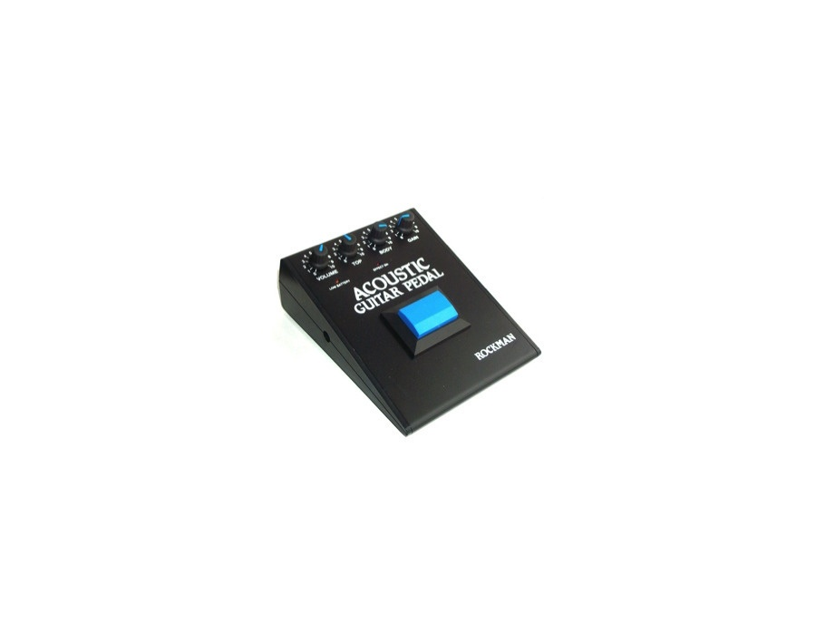 rockman acoustic guitar pedal reviews prices equipboard. Black Bedroom Furniture Sets. Home Design Ideas