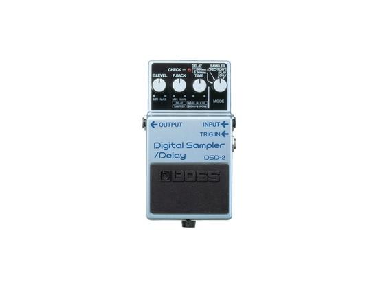 Boss DSD-2 Digital Sampler/Delay