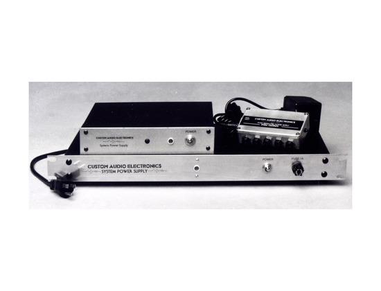 Custom Audio Electronics Power Supply