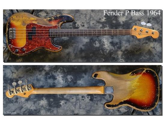 Fender American Vintage '64 Precision Bass