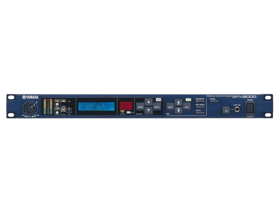 Yamaha SPX2000
