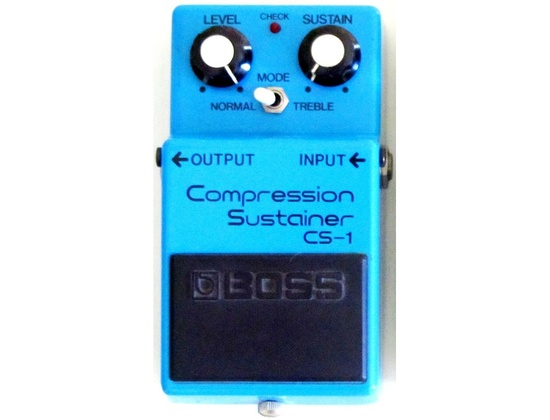 Boss CS-1 Compression Sustainer Pedal