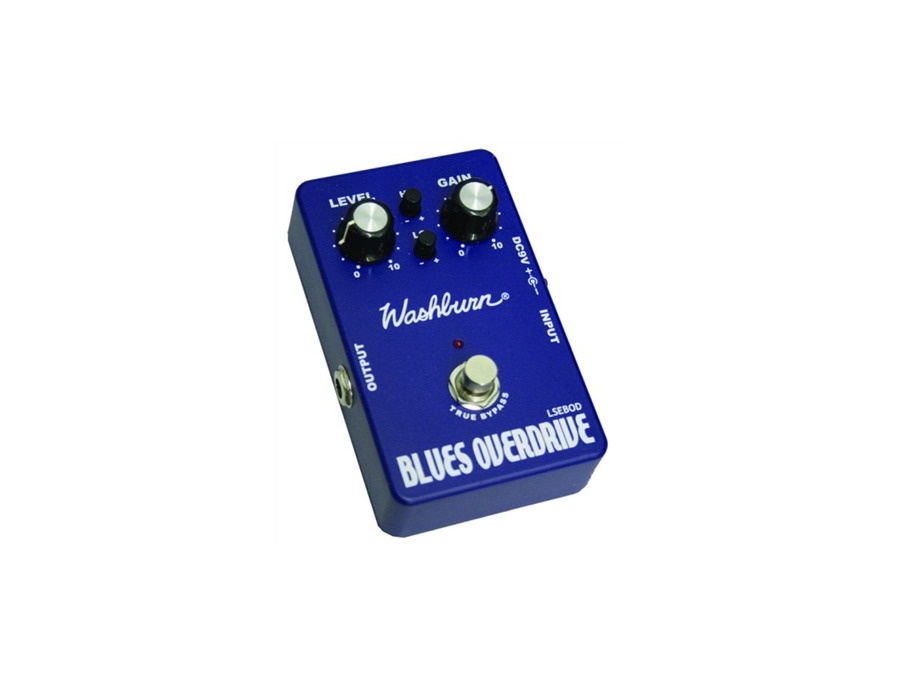 Washburn Blues Overdrive Pedal