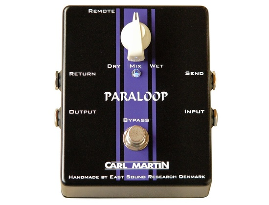 Carl Martin Paraloop Guitar Effects Pedal