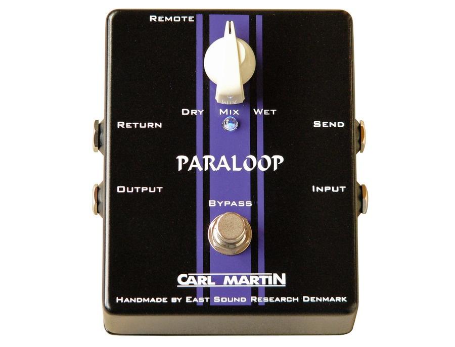 Carl Martin Paraloop Guitar Effects Pedal