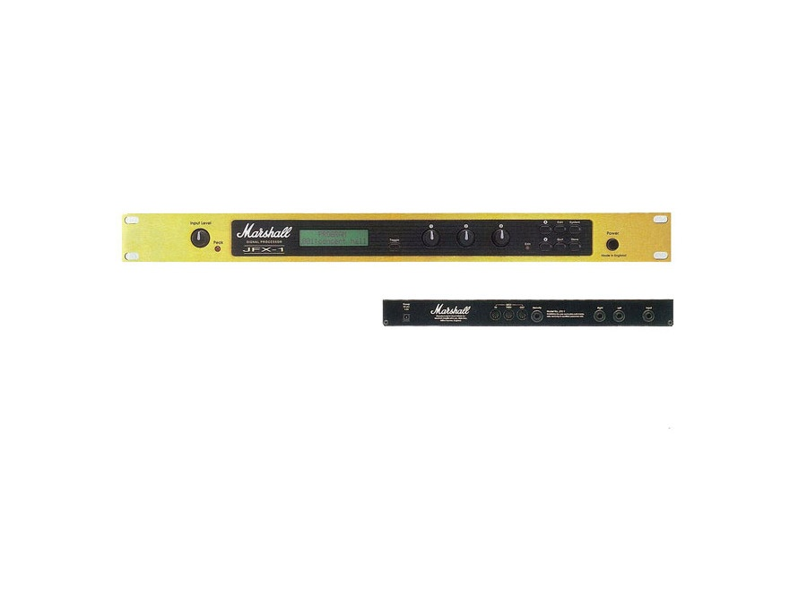 Marshall JFX-1 Signal Processor