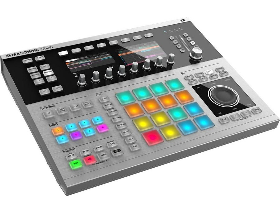 NI Maschine Studio Limited Platinum Edition