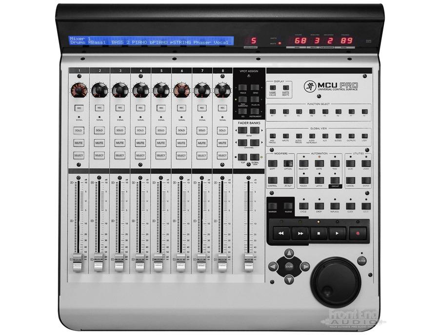 MCU Pro Universal Control Surface