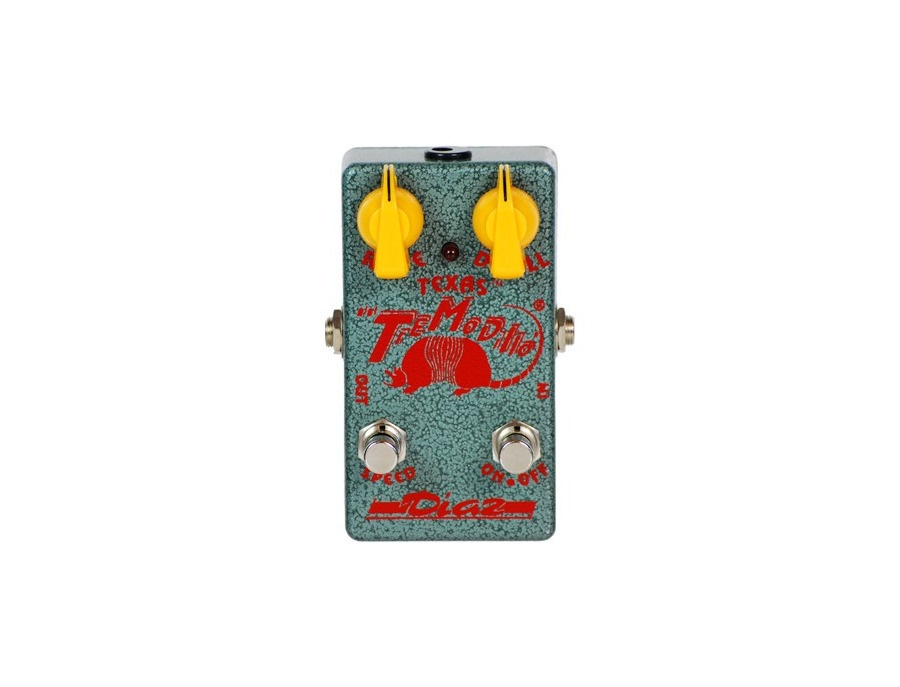 Diaz Texas Tremodillo Tremolo Box Guitar Pedal