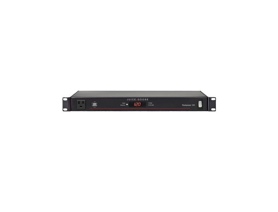 Juice goose rp10015a 15 amp rack power conditioner xl