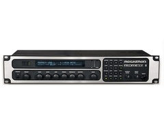 Rocktron prophesy ii 4 channel rackmount guitar preamp and effects processor s