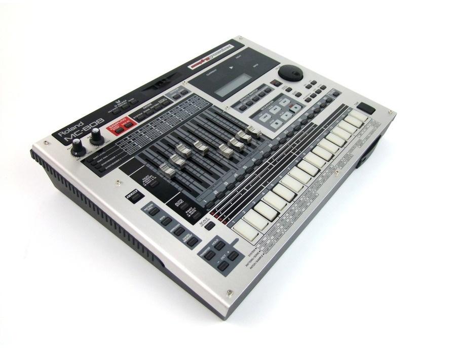 Roland mc 808 groovebox xl