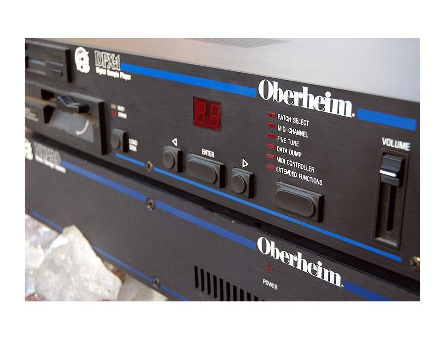 Oberheim DPX-1