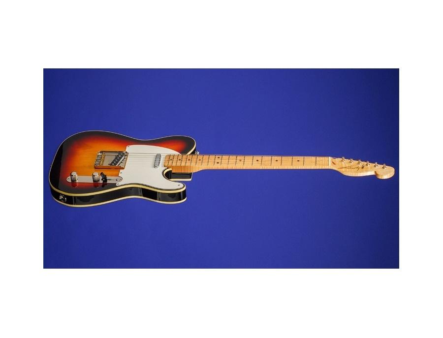 "Lentz ""T"" Style Custom Deluxe Electric Guitar"