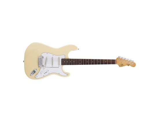 G&L Tribute Series S-500 Vintage White