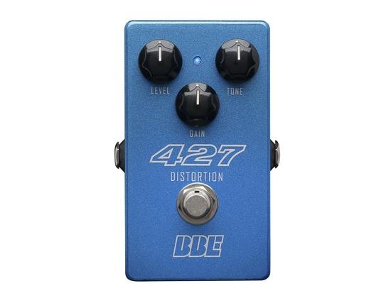 BBE 427 FD-427P Distortion Guitar Pedal