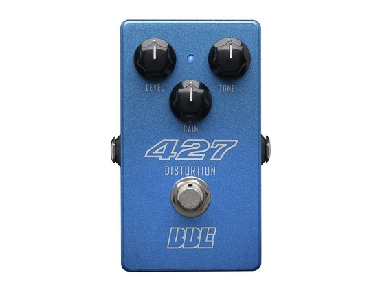 BBE 427 FD-427P Distortion Guitar Pedal