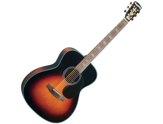 Blueridge BR-343 Contemporary Series Model Gospel 000 Acoustic Guitar