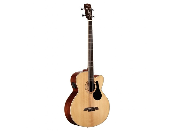 Alvarez AB60CE Electric-Acoustic Bass Guitar