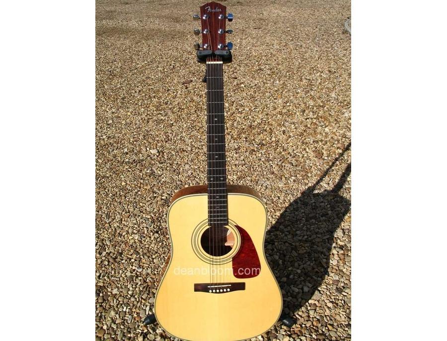 Fender DG-31S Dreadnought Guitar