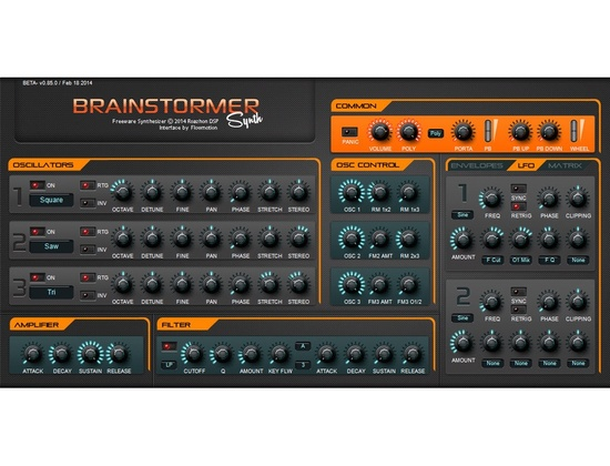Roazhon DSP Brainstormer