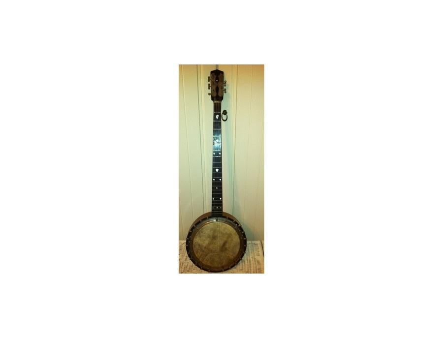 Windsor Ideal Model 8 Tenor Banjo
