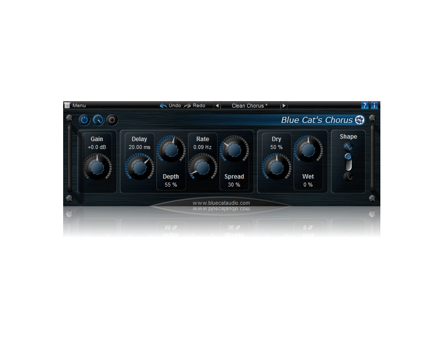Blue Cat Audio Chorus 4