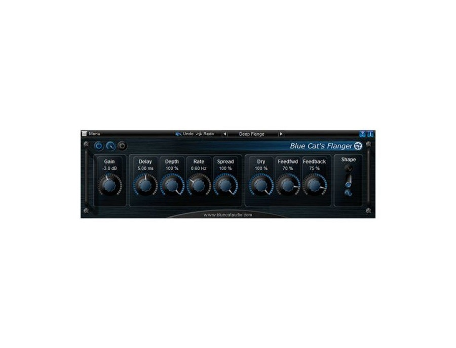 Blue Cat Audio Flanger 3